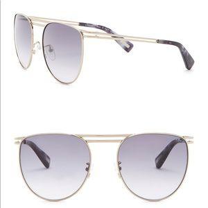 Lanvin Modified round sunglasses